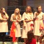 Bethel Preparatory Biblical-Classical Academy Photo - Dialectic students reenact Roman theater at Fall Academic Showcase.
