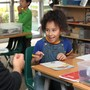 Woodinville Montessori School - North Creek Campus Photo #4 - The Montessori Elementary Program provides the 6-12-year-old child limitless opportunities to apply his great powers of imagination and capacity for hard work. The deeper concentration, increased attention span, good organizational skills and self-direction that are often a result of the Montessori Early Childhood classroom allow these children to take on some rather complex projects.