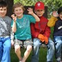 The Eastside Montessori School Photo - Socializing and friendships are the foundation for a happy and successful school life.