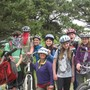 "Connecticut Experiential Learning Center (CELC) Middle School Photo #5 - Nantucket biking adventure as part of the ""Exploration and Discovery"" theme year."