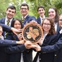 St. Dominic Savio Catholic High School Photo - 2016-2017 St. Dominic Savio Catholic High School State TAPPS Academic Champions.
