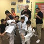 South Florida School of Excellence Photo #3 - School's incorporates all the protocol and discipline of a more traditional martial arts studio, but in a unique and fun manner for our students. The physical benefits are profound, as children practice kicking, punching, blocking, yelling, stretching, running and jumping during each interactive class. The program is progressive, using belt promotions as the strong motivator. As children get older, their