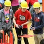 Waldorf School Of The Peninsula Photo #7 - Our High School Robotics Club at a competition.