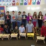 Brighton Adventist Academy Photo #6 - Grades 3-6 Woodworking Projects