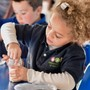 Independent School of Winchester Photo #4 - At ISW, students enjoy hands-on learning in addition to traditional work!