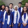Seattle Nativity School Photo - The Class of 2019 preparing for Graduation Ceremony on June 20, 2019. Our graduates are now members of our Graduate Support Program through high school and college years.