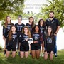 Pacific Coast Christian Prep Photo #2 - Sr. High Girls Volleyball Team