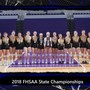 Harvest Community School Photo - Volleyball State Runner Up