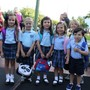 Saint Anthony Catholic School Photo #2 - We begin our day with flag raising and prayer.