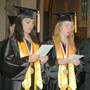 Depaul College Prep Photo - Gordon Tech's first female valedictorian and saluatorian at Graduation.